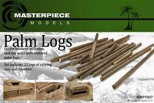 Palm Logs  1/35th scale
