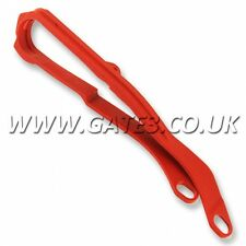 HONDA CRF450R CRF 450R 2002 - 2008 RED FRONT CHAIN SLIDER