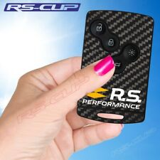 0033 Sticker carte RENAULT SPORT RS Performance decal Clio 4 Megane 3 Captur