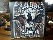 The Order Of Chaos- Sexwitch. CD single. KMRS004. Like new!