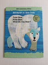 My First Reader: Polar Bear, Polar Bear, What Do You Hear? by Bill, Jr. Martin …