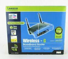 Linksys Wireless G Broadband Router WRT54G 19558 Cisco Systems