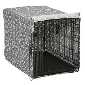 Top Paw Teflon Pet Crate Cover 30 inch