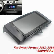 9'' Android 9.1 Car Stereo Head Unit Radio GPS 2+32GB For Smart Fortwo 2011-2014