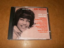 CD (MAR 126) - KIM WESTON The story of...