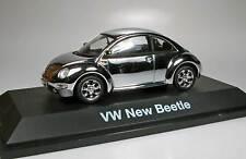 Schuco VW New Beetle verchromt 1:43 OVP Nr.04539 neu
