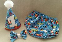 ***Boys Baby Photo Prop Outfit - 1st Birthday/Cake Smash ***