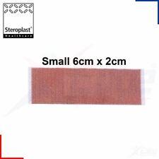 Steroplast Premium Fabric Plasters - 6cm X 2cm X100