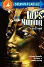 Tut's Mummy : Lost... and Found (Brand New Paperback) Judy Donnelly