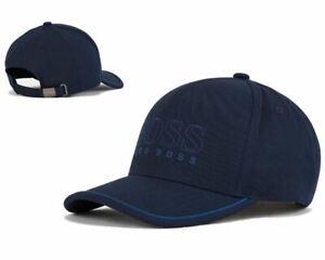 Hugo Boss Novel 50435578 411 Baseball Cap Blue
