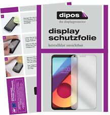 2x LG Q6 Screen Protector Protection Crystal Clear dipos