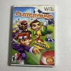 Playground - Nintendo Wii Complete Video Game Free Ship Good Condition