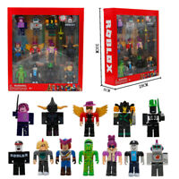 Roblox 12 pcs Action Figures Classic Series 2 Character Pack Kids Best Play Gift