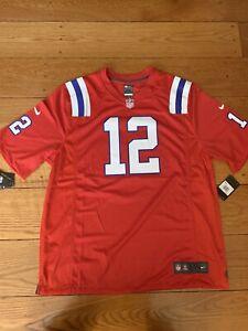 NWT Tom Brady Authentic New England Patriots Nike Elite Jersey Size 2xl ALT Rare