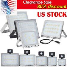 500W 300W 200W 150W 100W 50W 30W 20W 10W LED Flood Light Outdoor Spotlight Lamp