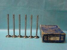 1934 1935 Oldsmobile F34 F35 213 Exhaust Valve Set 6 GM 405629 GMC T16 NORS USA