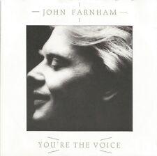 John Farnham - You're The Voice / Going, Going, Gone (Vinyl-Single 1986) !!!