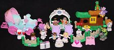 Fisher Price Little People Fairy Tail Royal Figures - Rare - Mixed Lot
