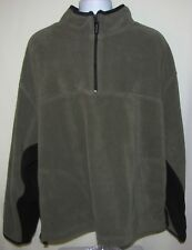 ROUTE 66 ORIGINAL CLOTHING CO.MENS GRAY MED THICK PULLOVER FLEECE JACKET SZ 3XL
