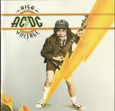 AC/DC – High Voltage --CD digipak