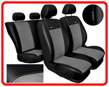 PREMIUM Leatherette full set CAR SEAT COVERS fit OPEL VECTRA (B)