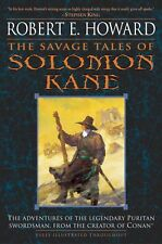 The Savage Tales of Solomon Kane by Robert E. Howard (English) Paperback Book Fr