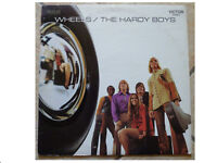 THE HARDY BOYS * WHEELS * US VINYL LP RCA VICTOR LSP-4315 PLAYS GREAT