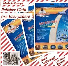 BUY 1 GET 1 FREE!  Magic Nano Microfiber Cleaning Cloth Only With Water Towel
