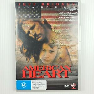 American Heart 1992 DVD - TRACKED POSTAGE