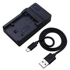 Battery Charger for Sony DCR-SX21 DCR-SX21E DCR-SX33 DCR-SX33E DCR-SX34