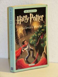 J. K. Rowling - Harry Potter y la cámara secreta - Erstausgabe