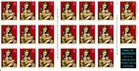 Scott 3244a 32c Madonna MNH Free shipping in USA!