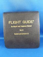 FLIGHT GUIDE AN AIRPORT FREQUENCY MANUAL VOL II 1967 AIRPLANE FLYING