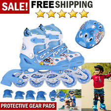 Us Inline Skate Roller Shoes Adjustable high speed skate racing skate Unisex Bp
