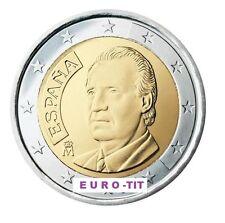 2 EURO    ESPAGNE   2005     PIECE    SUPERBE     ESPAGNE     disponible