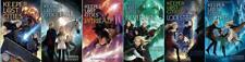 Shannon Messenger KEEPER OF THE LOST CITIES Children's HARDCOVER Series Set 1-6