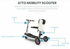 MOVINGLIFE ATTO MOBILITY SCOOTER ELECTRIC FOLDABLE EBIKE