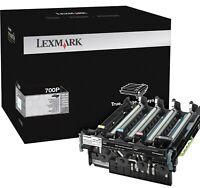 Lexmark 70C0P00 700p Photoconductor Unit Supl