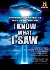 I Know What I Saw (DVD) UFO Aliens Close Encounters NEW/SEALED