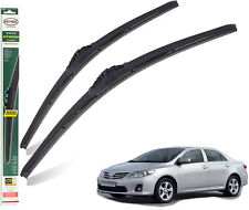 """Toyota Corolla 2007-on replacement wiper blades HEYNER HYBRID 26""""14"""" FRONT"""