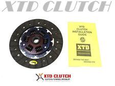 XTD STAGE 2 CLUTCH DISC 1991-1999 MITSUBISHI 3000GT TWIN TURBO VR4 GTO STEALTH