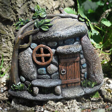 Pebble House Fairy LED Light Outdoor Garden Xmas Decor Gift Elf Pixie 39208