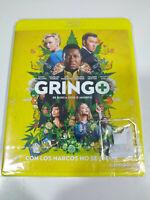 Gringo Charlize Theron - Blu-Ray Español Ingles Nuevo