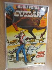 ALL STAR WESTERN: OUTLAW 7 VF 8.0 DC 1971 PA2-107