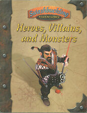Heroes, Villains, and Monsters, Swashbuckling Adventures, AEG, VGC