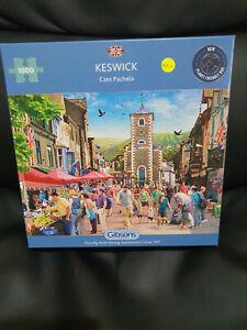 Gibsons G6312 Keswick by Czes Pachela 1000 pce jigsaw puzzle
