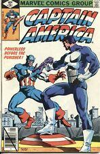 Captain America (1968 Series) #241 Whitman January 1980 Marvel VG/FN 5.0