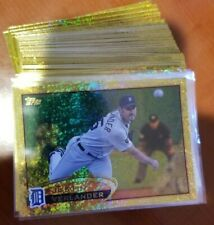 2012 Topps Gold Sparkle Baseball Singles - Complete Set / You Pick the Card