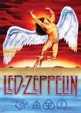 "Led Zeppelin Swan Song Giant Poster 40"" X 60"" New !"