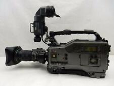 Sony DVW-709WS Digital Betacam Camera & Canon Double Extender J8x6B4 IRS Lens